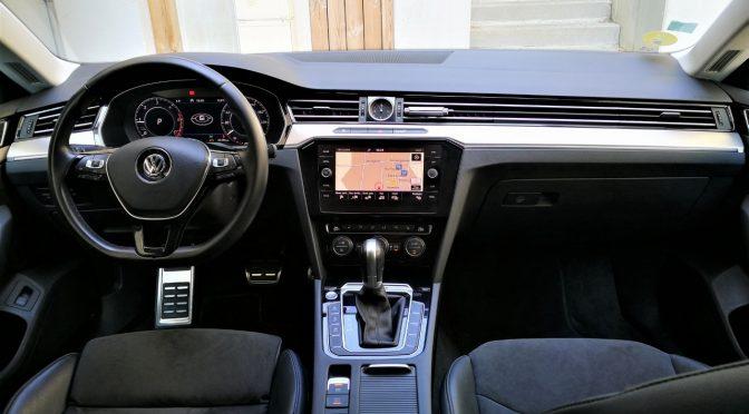 VW ARTEON 2.0 BI-TDI 240Ch DSG7 ELEGANCE 4Motion // 27 900 KMS