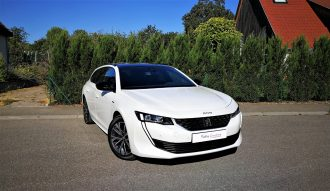 PEUGEOT 508 SW 2.0 HDI 160 EAT8 GT LINE // 7 900 KMS // TOIT PANO // FULL LED //
