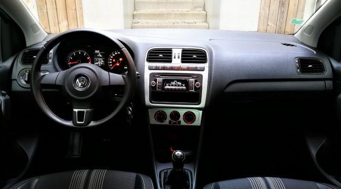 VW POLO V 1.4 FSI 85Ch MATCH 3 PORTES // 1ère Main // 23 900 kms