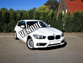 BMW 116D BVA8 LOUNGE 5P // GPS // CAMERA // CONNECTED DRIVE