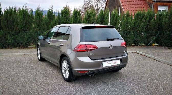 VW GOLF VII 1.4 TSI 125 BVM6 BLUEMOTION TECHNOLOGY LOUNGE // XENON // WEBASTO