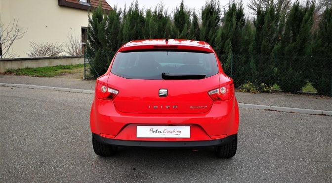 SEAT IBIZA 1.2 TSI 105Ch ECOMOTIVE COPA // 1ère Main // 45 000 Kms //
