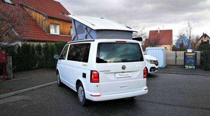 VW CALIFORNIA T6 2.0 TDI 150Ch DSG OCEAN //