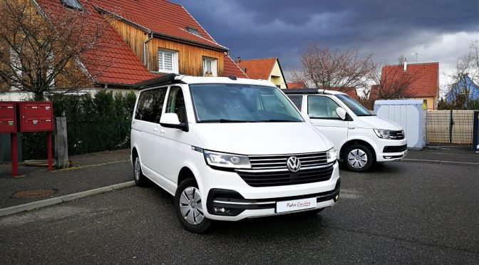 CALIFORNIA T6.1 DSG7 2.0 TDI 150 OCEAN // 800 kms // En stock!