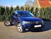 VW TIGUAN II 2.0 TDI 150Ch DSG7 CARAT R-LINE // 1ère Main // 37 000 KMS // PANO // Garanti 1 an!