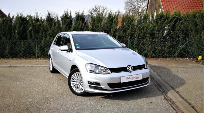 VW GOLF VII 1,4 TSI 125Ch CUP DSG7 // 39 900 KMS // CAMERA
