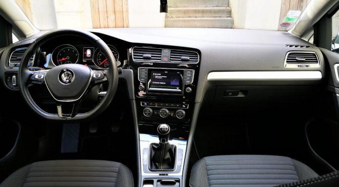 VW GOLF VII 1.2 TSI 110Ch BLUEMOTION CUP BVM6 // 32 900 KMS // WEBASTO //