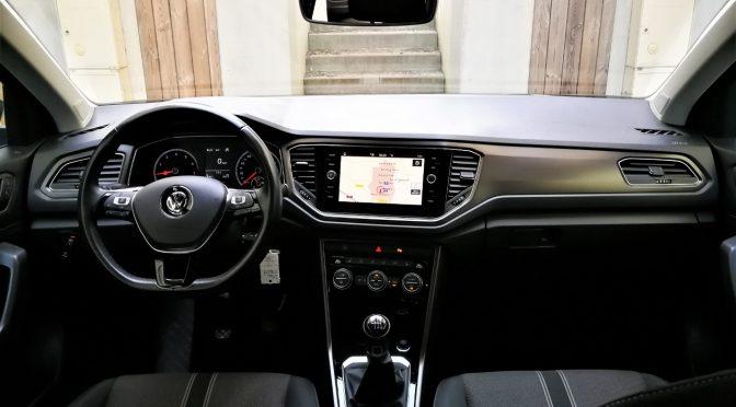 VW T-ROC 1.0 TSI 116Ch BVM6 STYLE // 1ere Main // 27 000 kms