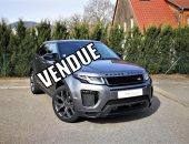 RANGE ROVER EVOQUE TD4 180Ch 4×4 AUTOBIOGRAPHY BVA9 // TOIT PANO // CAMERAS // LED