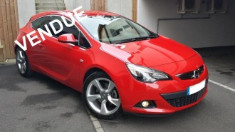 OPEL ASTRA GTC 1,6 TURBO 180Ch SPORT BVM6//27 900KMS//REVISEE