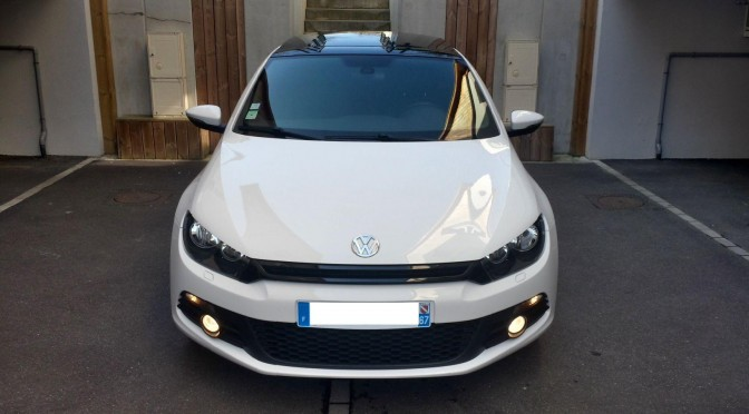 VW SCIROCCO 1.4 TSI 160Ch CARAT BVM6 // REVISEE // 63 900 KMS