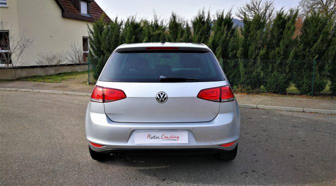 VW GOLF VII 1,4 TSI 125Ch CUP DSG7 // 39 900 KMS // CAMERA // WEBASTO