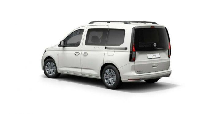 VW CADDY CALIFORNIA MAXI 2.0 TDI 122Ch DSG7 // WEBASTO // CLIM // CAMERA