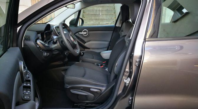 FIAT 500X 1.4 Turbo 140Ch BVM6 POP // GPS // RADAR AR //