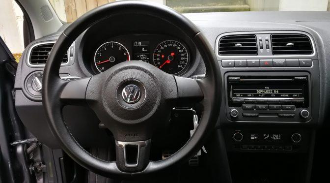 VW POLO 1.2 TSI 90Ch 5 PORTES STYLE // 45 900 KMS // CLIM AUTO // RADAR AR