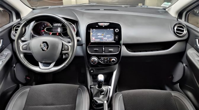 RENAULT CLIO IV 1,5 DCI 90 INTENS // 29 500 KMS // LED // GPS // RADAR AR