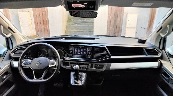 VW CALIFORNIA T6.1 BEACH CAMPER 2.0 TDI 150 DSG7